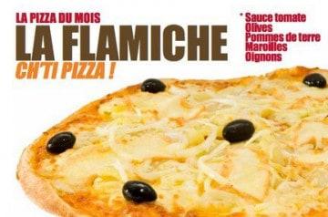 Le Kiosque à pizzas et la pomme de terre