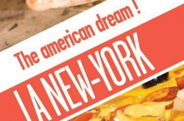 Le Kiosque à Pizzas lance sa pizza à la sauce burger