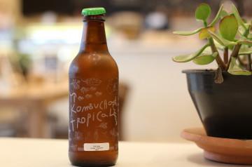 Le Kombucha, la boisson tendance qui prend soin de vous