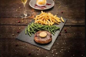 Le Menu de fêtes de Buffalo Grill