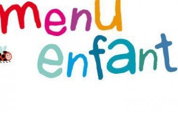 Le menu enfant de Flunch