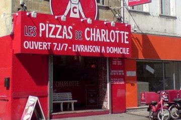 Le plein de viande avec Les Pizzas de Charlotte