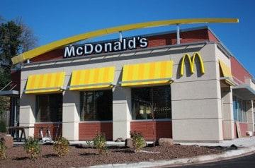 Le plus grand McDonald's du monde sera londonien