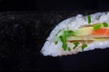 Le sandwich japonais de Sushi Love