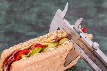 Le sandwich se met aussi à la tendance arc-en-ciel