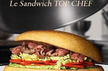 Le Sandwich Top Chef chez Paul