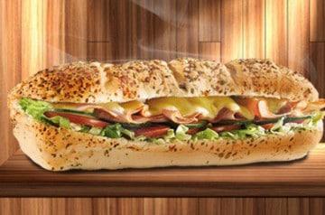 Le Sub Raclette de nouveau chez Subway