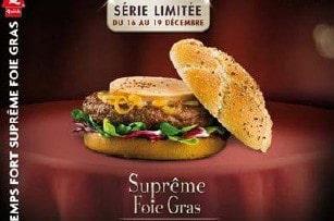 Le Suprême Foie Gras de Quick