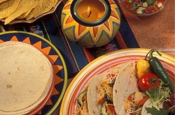 Le Tex-mex et la cuisine mexicaine traditionnelle