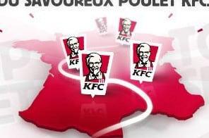 Le Tour de France des Restaurants KFC