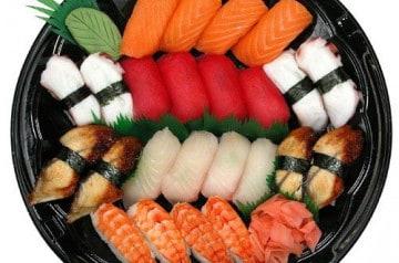 Les 2 sushis stars