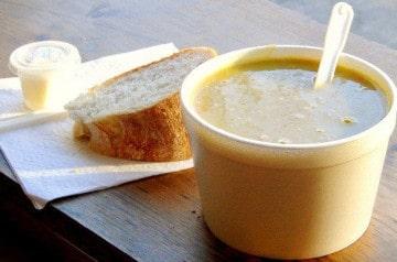 Les bars à soupe, concept révolutionnaire