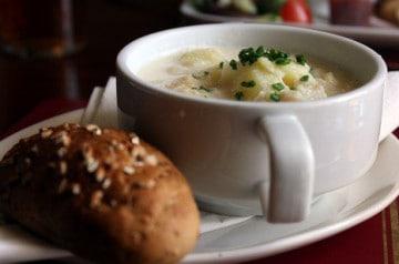 Les bons repas pour l'hiver