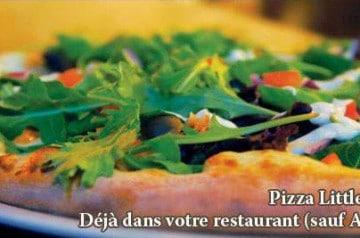 Les burgers et pizzas maison du Rocher des Pirates