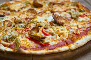 Les capitales mondiales de la pizza sont aux États-Unis ?