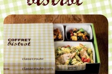 Les coffrets Bistrot Class'croute