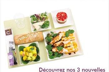 Les coffrets-repas de Class'croute à l'heure de l'automne