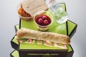 Les coffrets Sandwich Class'Croute