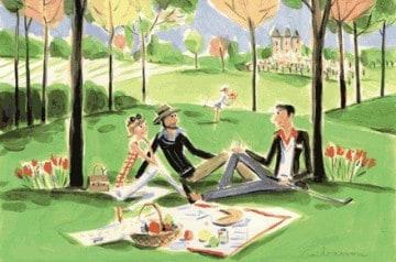 Les Déjeuners sur l'herbe de Relais & Châteaux