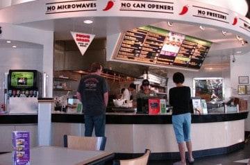 Les fast-foods en puissance