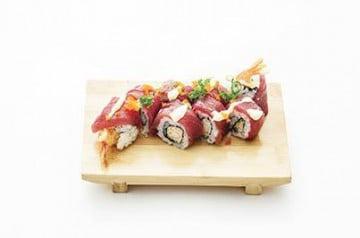 Les formules déjeuner Nikki Sushi