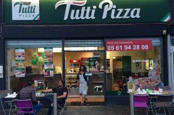 Les formules repas disponibles chez Tutti Pizza