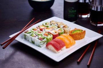 Les formules repas Eat Sushi cet été