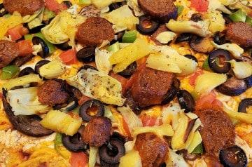 Les fruits, ces ennemis jurés des pizzas