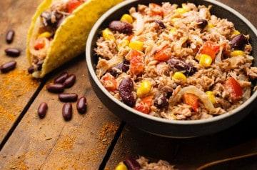 Les ingrédients du moment dans les Fresh Burritos
