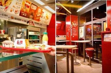 Les KFC Paris ouverts à minuit les week-ends