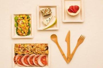 Les nouveaux plateaux repas de Class'Croute