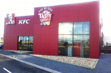Les ouvertures KFC février et mars