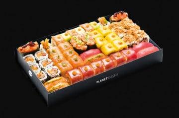 Les Partybox de Planet Sushi pour continuer la fête