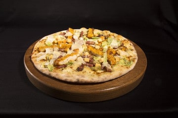 Les pizzas au poulet de Mister Pizza