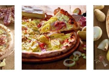 Les pizzas d'hiver 2020 de Pizza Paï
