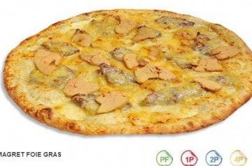Les Pizzas Gourmandes Pizza Bonici