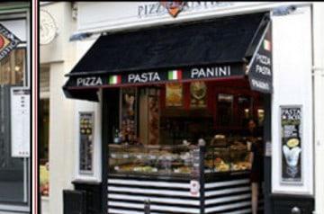 Les pizzas inégalées de Pizza Rustica