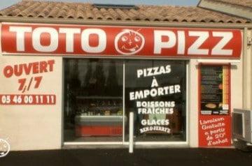 Les pizzas sucrées salées de Toto-Pizz