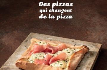 Les Pizzas Tablapizza