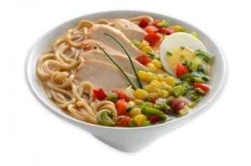 Les plats chauds chez O'Sushi : chaud devant !