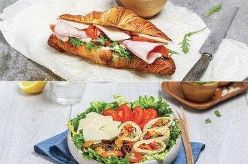 Les recettes de saison 2019 de La Croissanterie