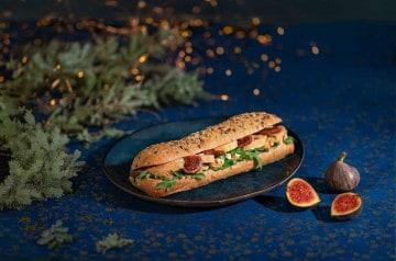 Les recettes festives de La Croissanterie