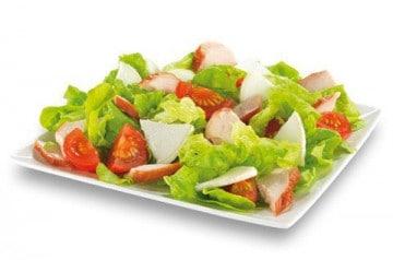 Les salades à la mode Speed Burger