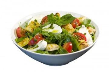 Les salades d'été La Boîte à Pizza