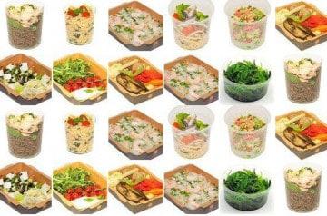 Les salades Naked