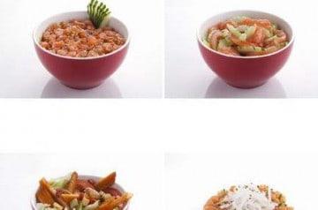 Les salades Sushi West