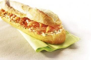 Les sandwiches froids Pomme de Pain