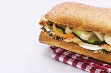 Les sandwiches pour le printemps chez Pomme de Pain