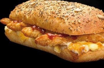 Les sandwicho's Domino's Pizza