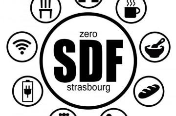 Les SDF bienvenus dans certains restaurants strasbourgeois